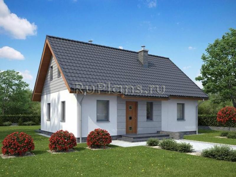 Проект одноэтажного дома ЛСП3762