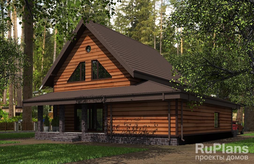Строительство дома из бруса в Ижевске. Быстро и качественно!