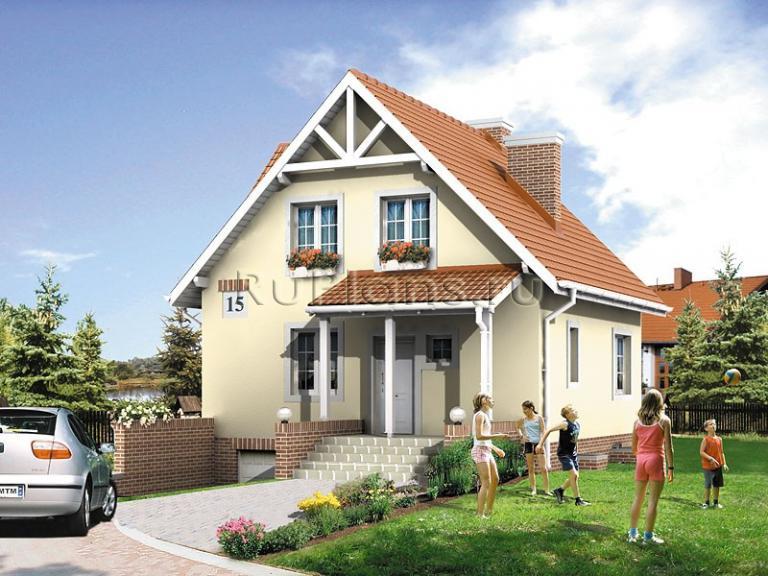 Строительство домов из клееного бруса в Ижевске