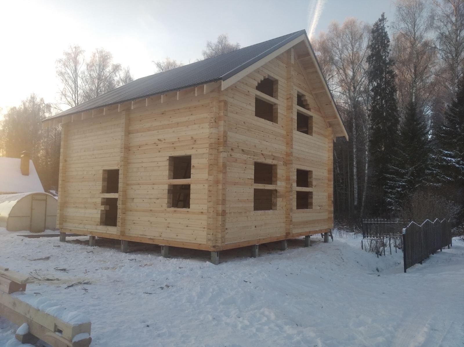 Что нужно знать, чтобы самому построить деревянный дом?
